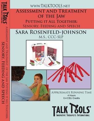 """Assessment and treatment of the jaw"" DVD"